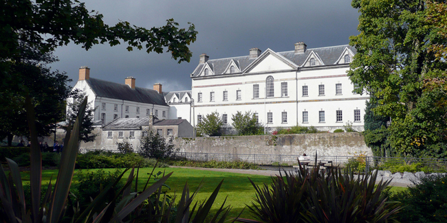 King house in Boyle