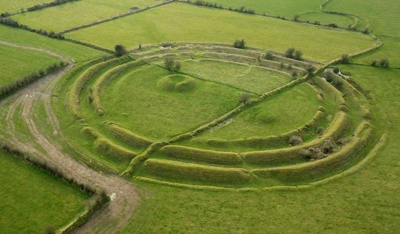 rathgrohan ring fort